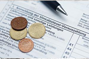 Umsatzsteuer-Identifikationsnummer